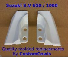 Suzuki sv650 sv 1000 seat cowl bracket grab bar end piece fairing infills only