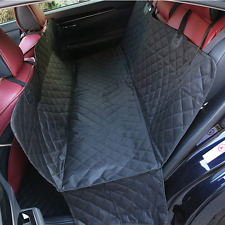 Hot Waterproof Car Back Rear Seat Mat Cover Pet Dog Hammock Protector Cushion