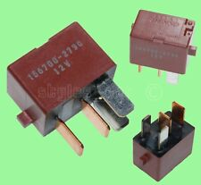 Genuine Honda Accord Civic 4-Pin Multi Use Micro Relay Brown Denso 156700-2790