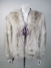 Missoni Fox Fur Coat Collectable 18/50 Yr 2005 Size 42 UK 10