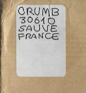 ROBERT CRUMB Cartoonist Autograph Envelope Signed AUTHENTIC