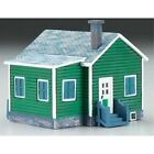 Country Cottage HO Scale Train Building