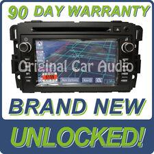 NEW UNLOCKED GMC Navigation Radio CD Player XM Touch Screen Stereo Satellite OEM