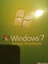 Windows 7 Home Premium 32bit & 64bit SP1