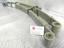 fits: DAIHATSU FOURTRAK & SPORTRAK *PAIR LESJOFORS HEAVY DUTY REAR LEAF SPRINGS*