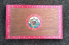 Corona Island Collection Rum Caribbean Wooden Cigar Stash Box Numbered