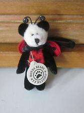 Boyds Lady Bug Wuzzie Ornament-Tweedle F. Wuzzie