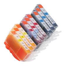 9 COLOR CLI-226 Ink for Canon Printer PIXMA MX712 MX882 MX892 iP4820 CLI-226 CMY