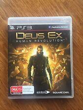 Deus Ex Human Revolution PS3 Preowned