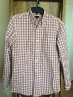 J.Crew Size Small Slim Fit Plaid Shirt