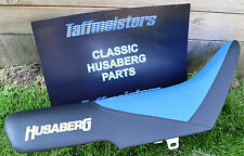Husaberg  Seat Complete 1999 Genuine Part LIMITED STOCK Oem part # 16013203
