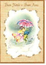 Cartolina Buon Natale e Buon Anno 1966  AR 5848 - 02 (GS146)