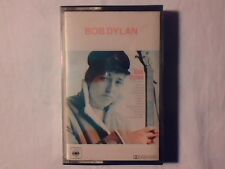 BOB DYLAN Omonimo Same S/t mc cassette k7 1962 RARA SIGILLATA VERY RARE SEALED!!
