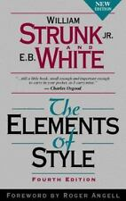 (DIGITAL BOOK)  The Elements of Style 4th Ed.