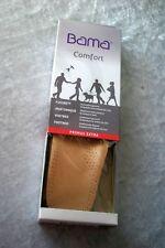 Bama Comfort Primus EXTRA Einlegesohlen mit Fußbett Gr. 41 (L7)
