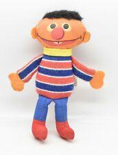 "Sesame Street Ernie Plush Doll Toy 6"" Applause"