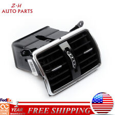 Chrome Rear Air Vent Outlet Assembly Fit For 2006-13 VW Passat B6 3C2 3C5 R36 B7