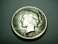 1923  PEACE DOLLAR  <> Choice Brilliant Uncirculated