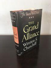 The Grand Alliance 1950 by Winston Churchill (w/DJ, Very Good)