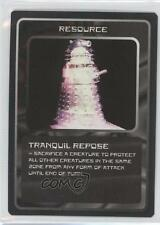 1996 Doctor Who - Collectible Card Game Base #NoN Tranquil Repose Gaming 6b1