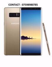 Nuovo di Zecca Samsung Galaxy Note 8-Maple Gold-N950F LTE 64 GB Sbloccato UK Modello