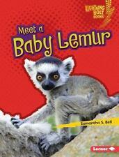 Meet a Baby Lemur by Samantha S. Bell (2015, Hardcover)
