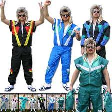 80er Jahre Trainingsanzug, Retro Jogginganzug, Karneval Fasching Verkleidung
