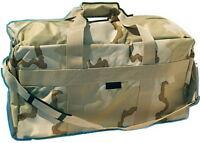 US Army Airforce Bag Sporttasche Reisetasche wasserabweisend 57l 3-Color Desert