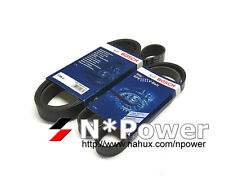 BOSCH DRIVE V BELT SET FOR Mazda T3500 9.1987-04.1992 3.5L Turbo Diesel SL-T