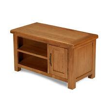 Emsworth Oak TV Unit Solid Wood Furniture
