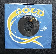 "7"" Elvis Presley - Raised On Rock - US RCA Gold Standard"