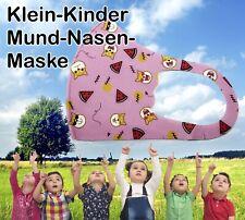 """Klein-Kinder Kids 3D Mundschutz Schutzmaske Atemschutz Waschbar """"Katzen"""""""