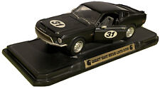 """FORD MUSTANG GT SHELBY 1968 - 1:18 - Carhartt """"Chaos"""" Limited Edition + Stickers"""