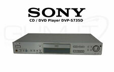 SONY  CD/DVD/Disc Player Stereo DVP-S735D ohne Fernbedienung
