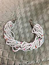 New Turquoise Gem Stone Beads  Bracelet