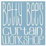 Bettybees Curtain Workshop