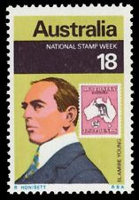 "AUSTRALIA 647 (SG633) - National Stamp Week ""Blamire Young"" (pa67551)"