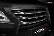for LEXUS LX570 2012-2015 RESTYLING KHANN CARBON FRONT RADIATOR GRILLE