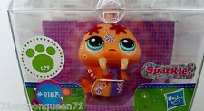 Littlest Pet Shop Shimmer N Shine 2153 Glitter Sparkle Walrus LPS New 4+