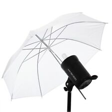 "33"" Translucent Photography Soft Reflected Light Umbrella Photo Studio HighGrade"