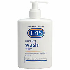 E45 Dermatological Emollient Wash Cream 250ml