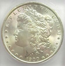 1900-O MORGAN SILVER DOLLAR ICG MS65 VALUED AT $150!