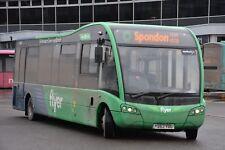 TrentBarton VD63 VDL 501 6x4 Quality Bus Photo / 0008