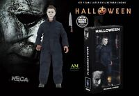 "NECA - HALLOWEEN -  MICHAEL MYERS - 8"" CLOTHED ACTION FIGUR - NEU/OVP"