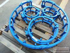 36 inch Pipe Welding External Alignment Clamp Dis-connect Hydraulic Type