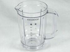 GENUINE KENWOOD PLASTIC LIQUIDISER JUG GOBLET BL220 BL227 BL228 BL237 BL23 UK