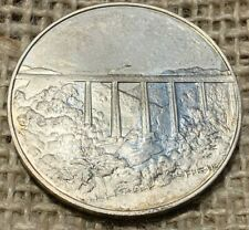 More details for crumlin viaduct 38mm silver proof medallion