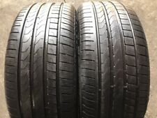 2 X 255 45 20 Pirelli P7 Cinturato % 90 Tread . Fitting Available, Freight