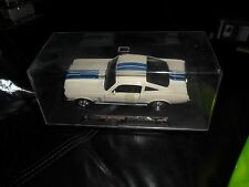 1/32 SCALE SPEEDY POWER 1966 Ford Shelby Mustang GT-350 Diecast Model New Ray