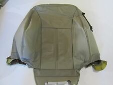 2008 2009 2010 2011 2013 Ford Edge OEM drivers upper Factory leather seat cover